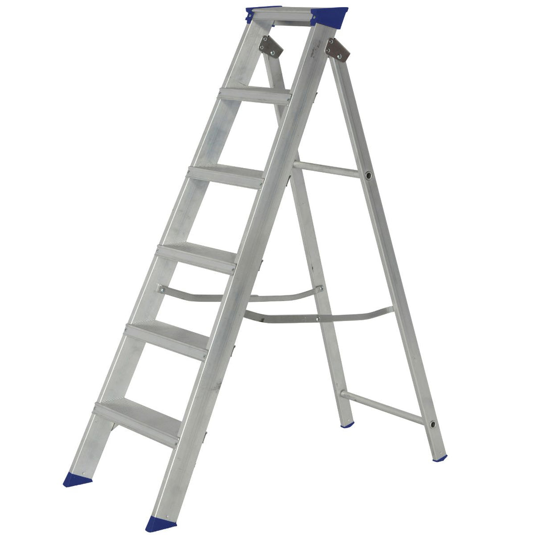 Werner Stepladder 6 Tread MasterTrade (7140618)