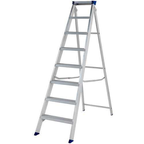 Werner Stepladder 8 Tread MasterTrade (7140818)