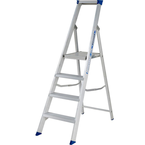 Werner Platform Stepladder 4 Tread MasterTrade™ (7150418)