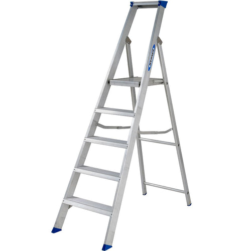 Werner Platform Stepladder 5 Tread MasterTrade™ (7150518)