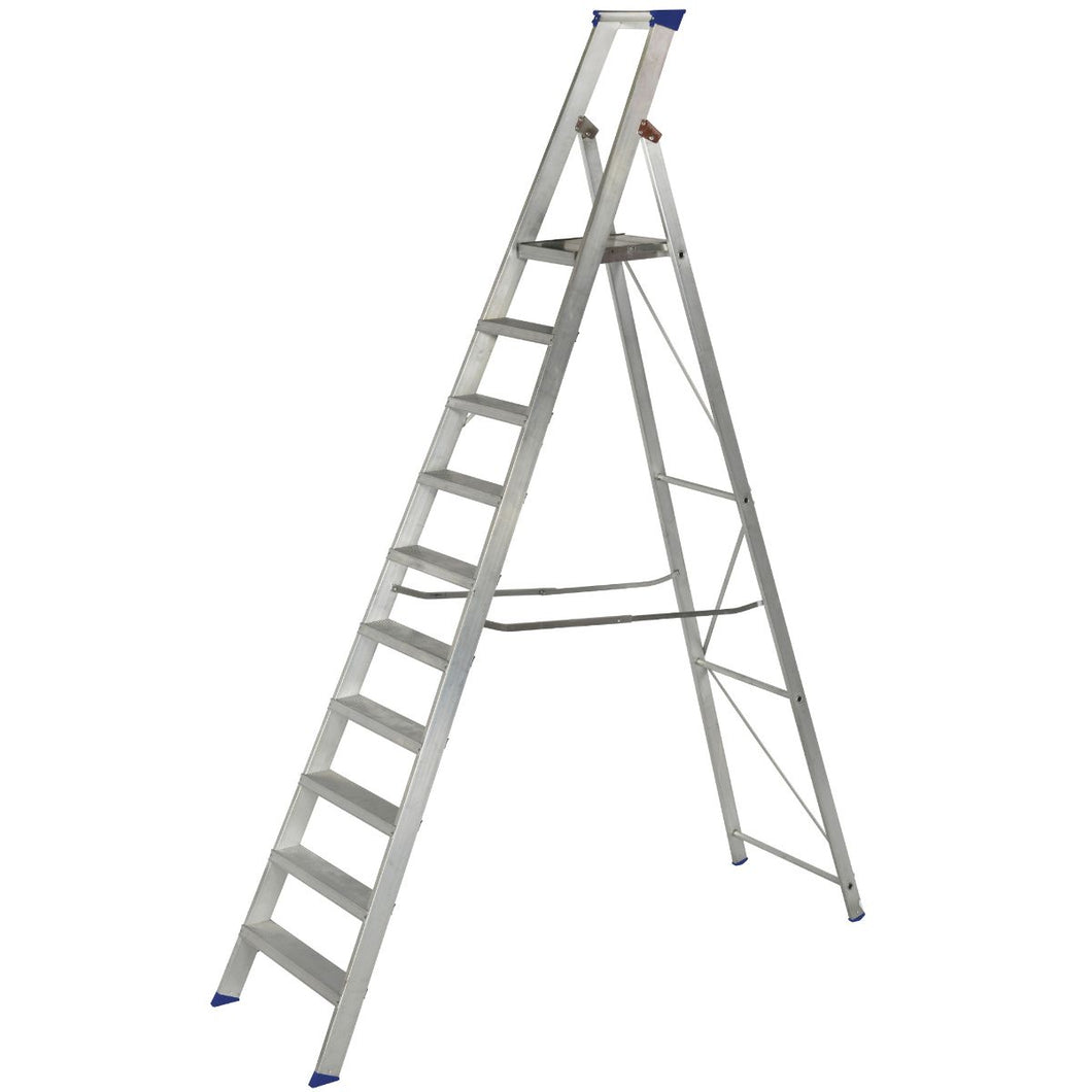 Werner Platform Stepladder 10 Tread MasterTrade (7151018)