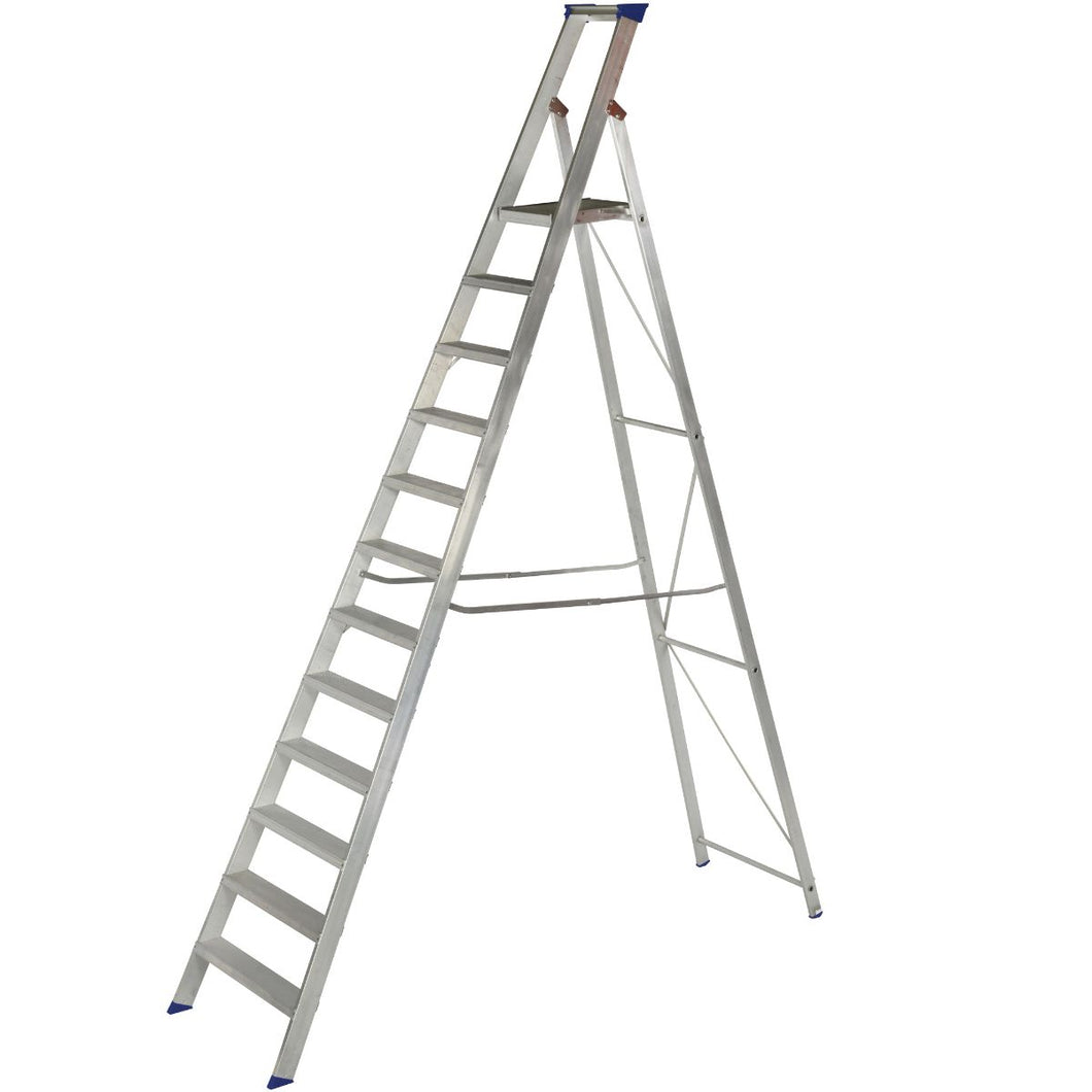 Werner Platform Stepladder 12 Tread MasterTrade (7151218)