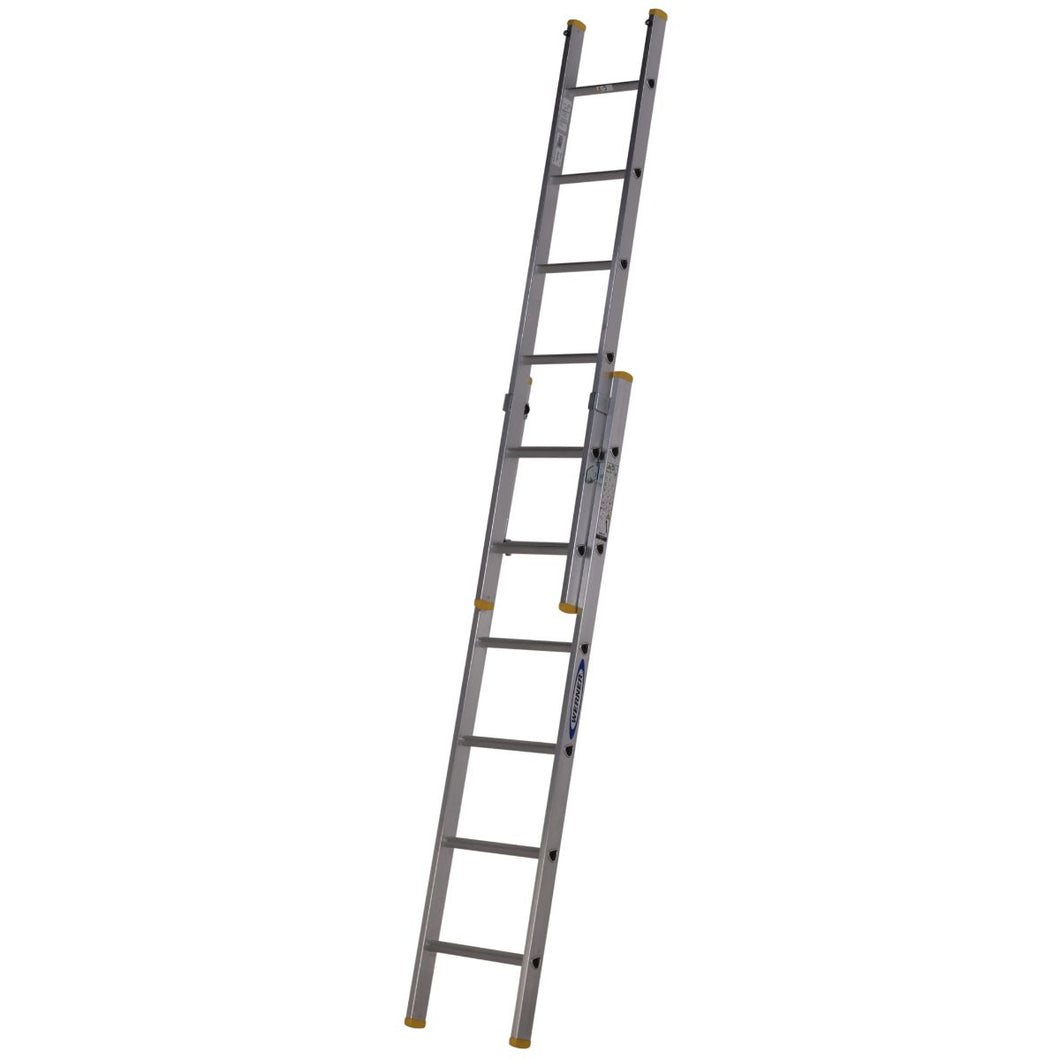 Werner D Rung Extension Ladder 1.85m Double (7221818)