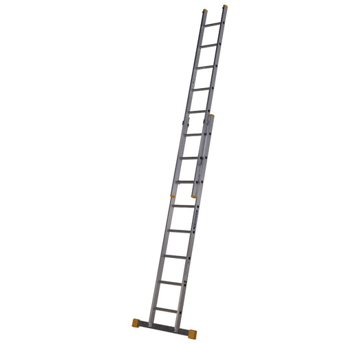 Werner D Rung Extension Ladder 2.41m Double (7222418)