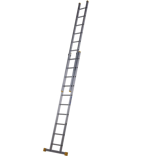 Werner D Rung Extension Ladder 2.97m Double (7222918)