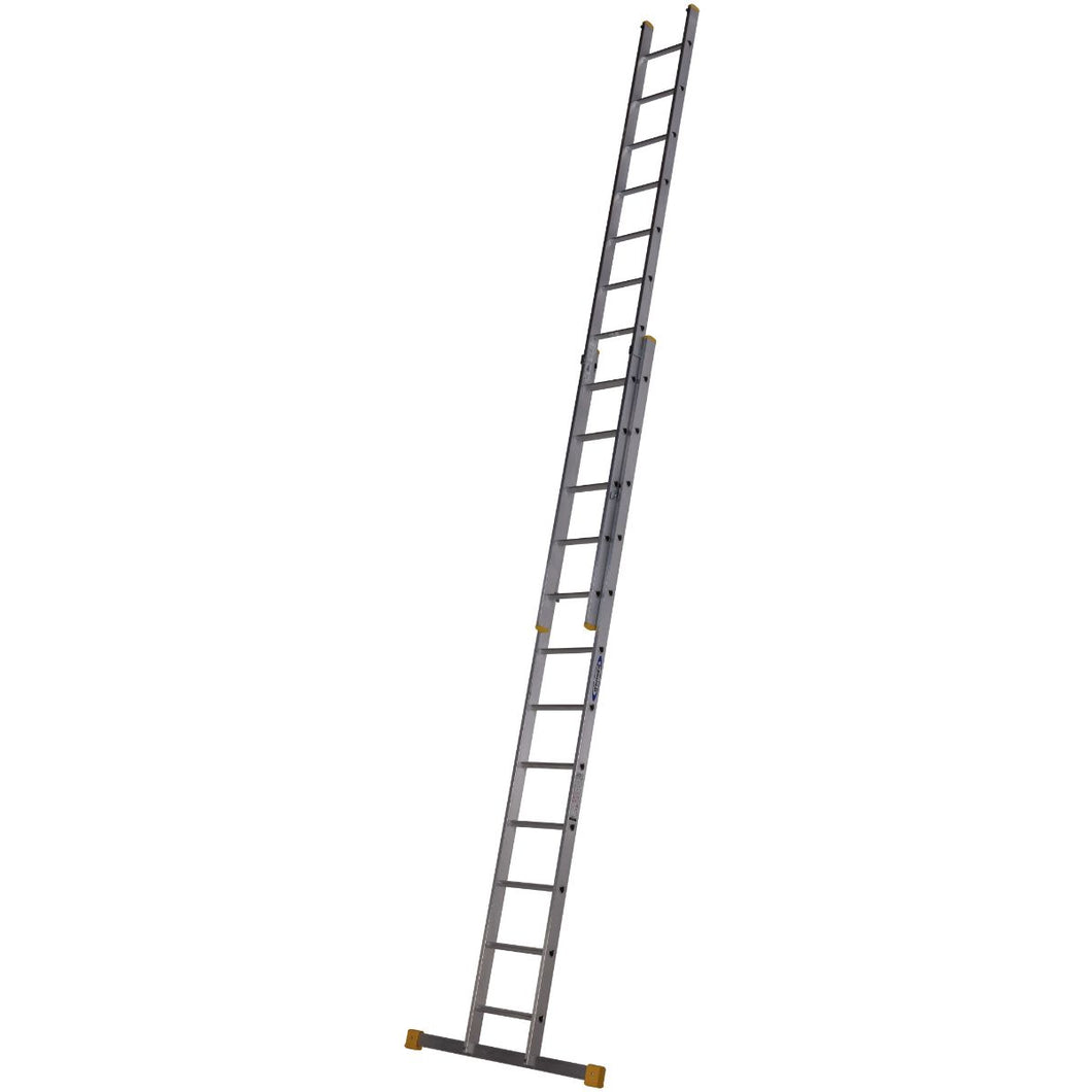 Werner D Rung Extension Ladder 3.53m Double (7223518)