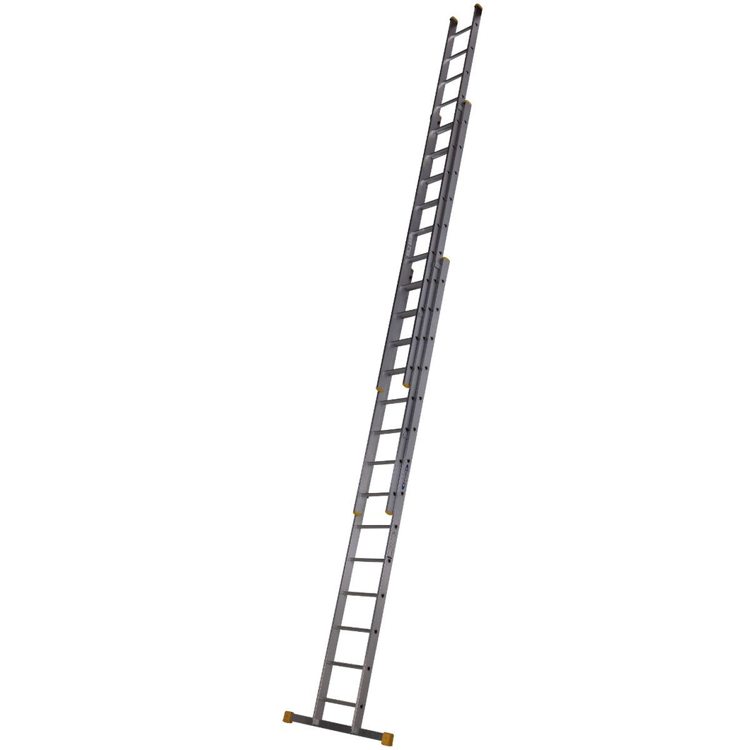 Werner D Rung Extension Ladder 4.09m Triple (7234118)