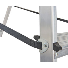 Load image into Gallery viewer, Werner Stepladder 6 Tread High Handrail (7400618)