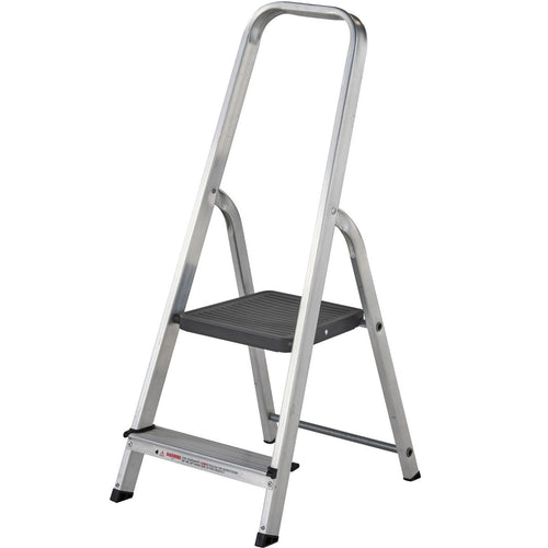 Werner Stepladder 2 Tread High Handrail (7400218)