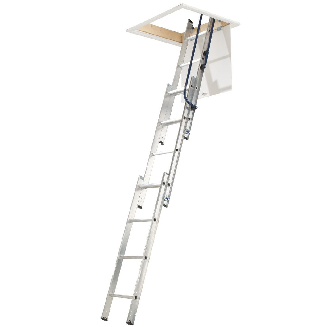 Werner Loft Ladder 3 Section Easy Stow (76013)