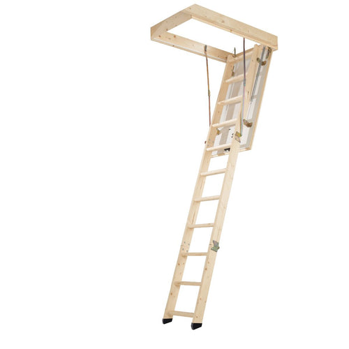 Werner Loft Ladder Timber Complete Kit (76103)