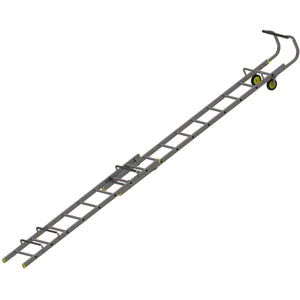 Werner Double Section Roof Ladder 3.21m (77101)