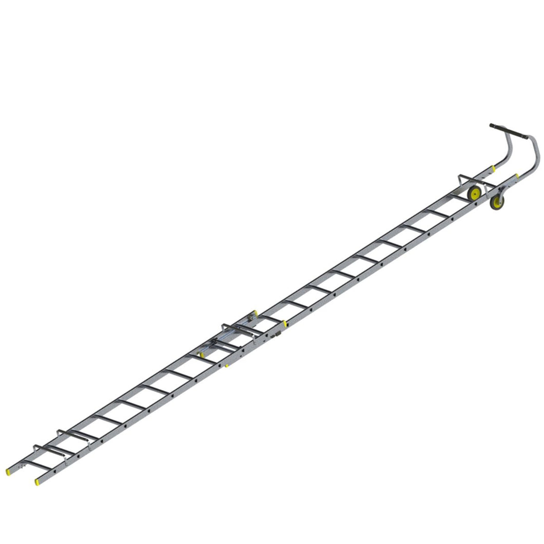 Werner Double Section Roof Ladder 3.77m (77102)