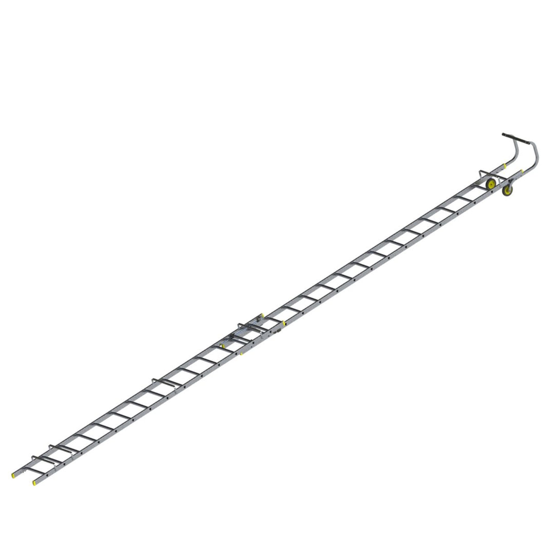 Werner Double Section Roof Ladder 4.89m (77104)