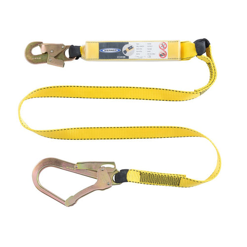 Werner 2m Fall Arrest Lanyard (79208)