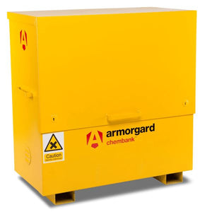 Armorgard ChemBank CBC4 Chemical Storage Site Chest