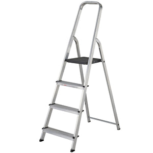 Youngman Atlas Step Ladder  - 4 Tread (35431218)