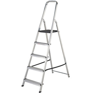 Youngman Atlas Step  Ladder - 5 Tread  (35531218)