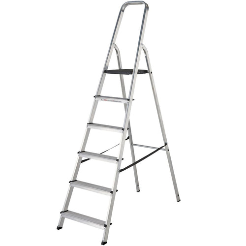 Youngman Atlas Step Ladder - 6 Tread (35631218)