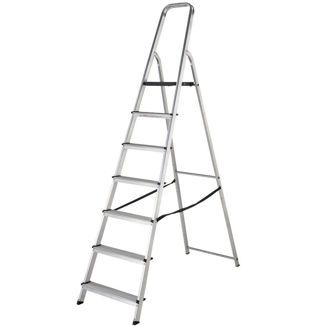 Youngman Atlas Step Ladder - 7 Tread (35731218)