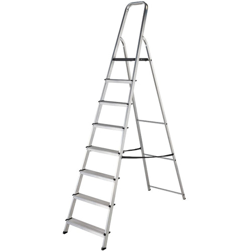 Youngman Atlas Step Ladder - 8 Tread (35831218)