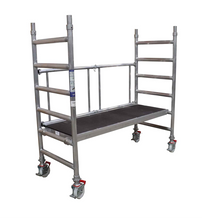 Load image into Gallery viewer, Lyte Lift Folding Tower - Platform Height 0.6m (LLS06)