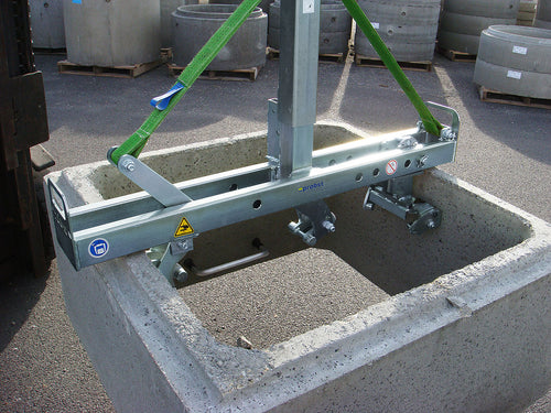 Probst Manhole and Cone Installation Clamp SVZ-ECO (54000032)