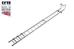 Lyte Trade Roof Ladder Single Section 5.46m (TRL155)