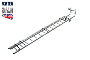 Lyte Trade Roof Ladder Double Section 6.64m (TRL240)