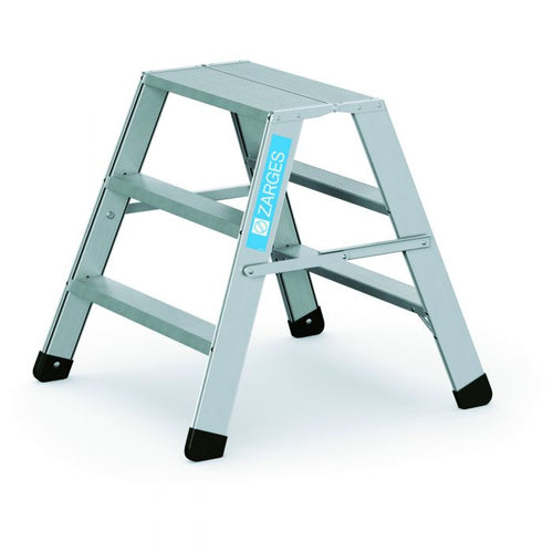 Zarges Seventec BP Folding Platform 3 Tread (40373)