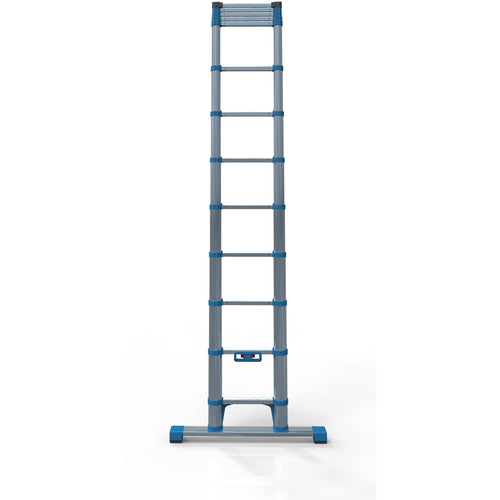 Zarges Telescopic Soft Close Ladder 3.8m  (40401)