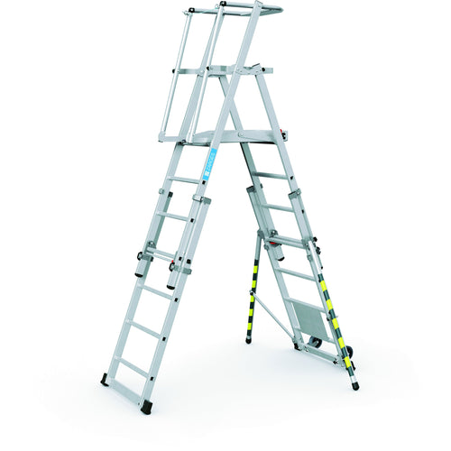 Zarges ZAP Telescopic Work Platform 4-7  Rungs (41326)