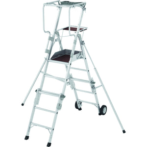 Zarges ZAP Teleneo S Telescopic Platform 4 to 7 Rungs (41661)