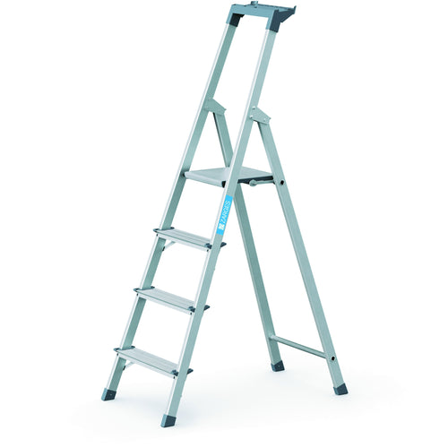 Zarges Scana S Platform Step Ladder - 4 Tread (44154)