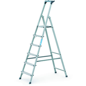 Zarges Scana S Platform Step Ladder - 6 Tread (44156)