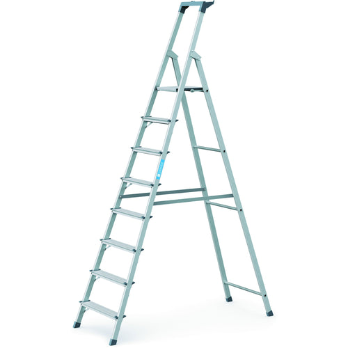 Zarges Scana S Platform Step Ladder - 8 Tread (44158)