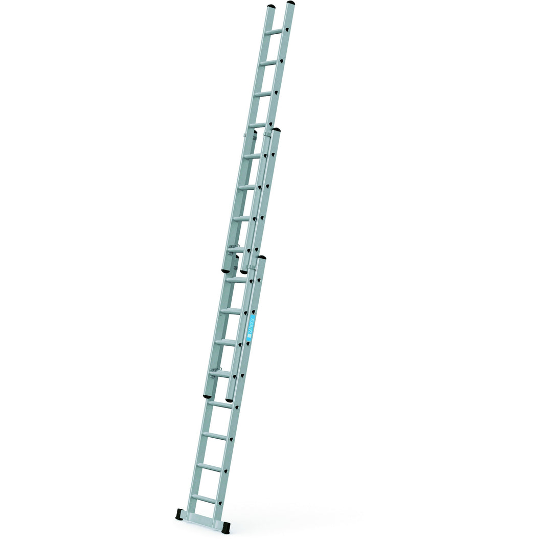 Zarges Everest 3DE 3 Section Extension Ladder - 2.41m (44851)