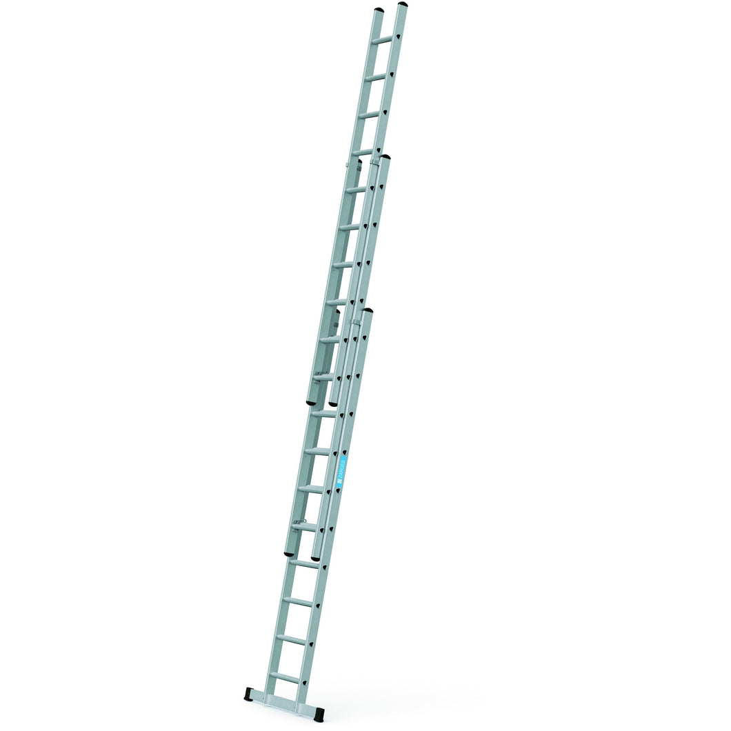Zarges Everest 3DE 3 Section Extension Ladder - 2.97m (44852)