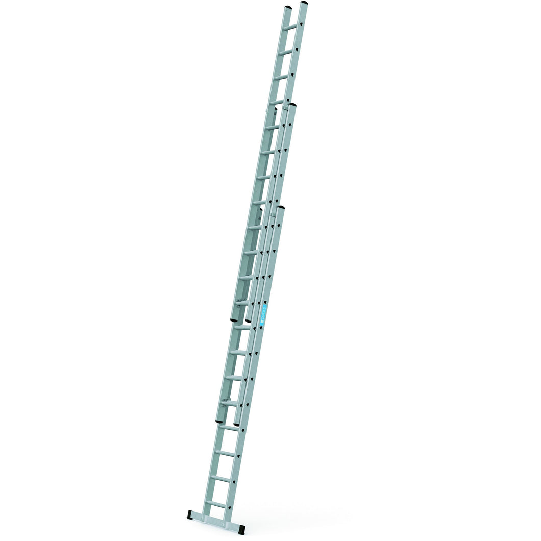 Zarges Everest 3DE 3 Section Extension Ladder - 3.53m (44853)