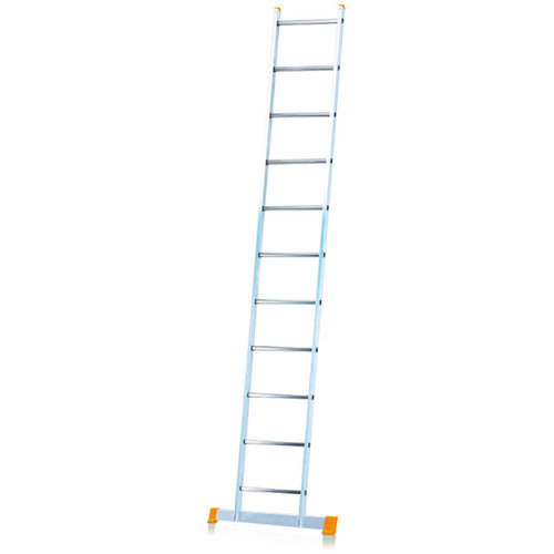 Zarges Eurostar Single Ladder 2.55m (49109)