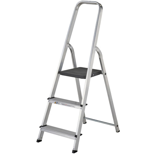 Youngman Atlas Step Ladder  - 3 Tread (35331218)