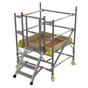 BoSS Low Level Work System 0.7m W x 1.3m L 1m