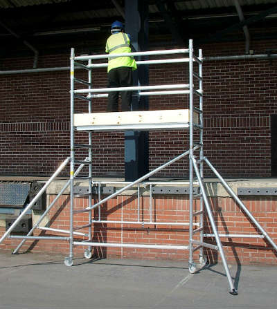 Lyte Lift Tower 2.1m