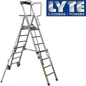 Telescopic Mobile Working Platform - Platform Height 2.3m