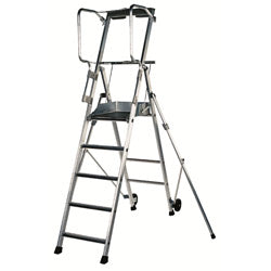 Lyte  7 Tread Mobile Working Platform