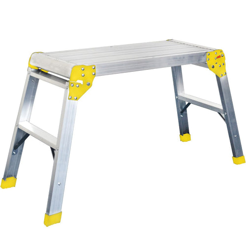 Youngman Odd Job Aluminium Hop Up Work Platform 0.51m (31089818)