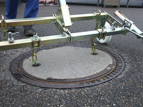 Probst Manhole Cover Lifter SDH-M-10 (54800009)