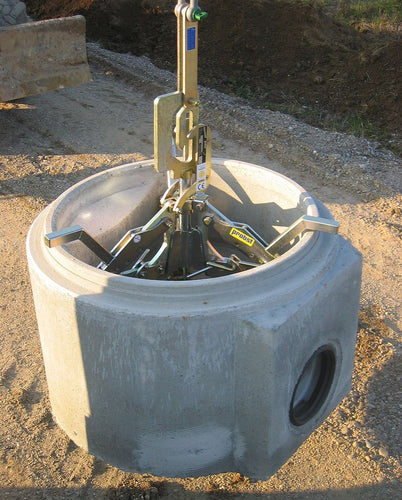 Probst Manhole and Cone Installation Clamp SVZ-UNI (54000021)