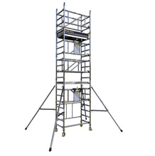 Load image into Gallery viewer, BoSS SOLO 700 Scaffold Tower Working Height 6.2m (61404200)