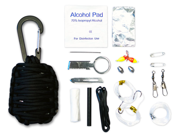 Guardian Grenade Compact Survival Kit